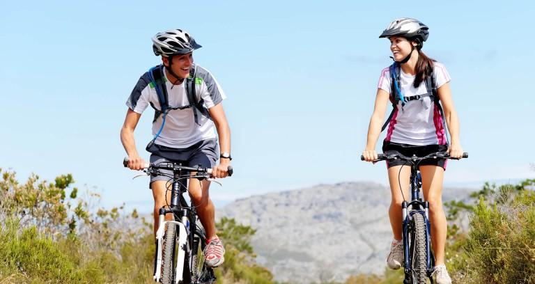 Imagem Representativa: Trilhas para Mountain Bike